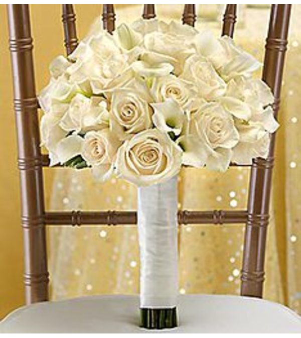 Bouquet All White