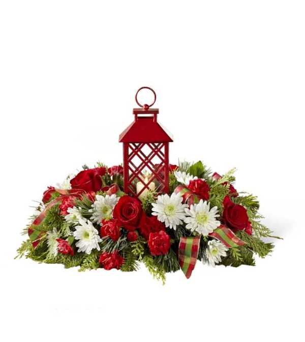 The FTD® Celebrate the Season™ Centerpiece 2016