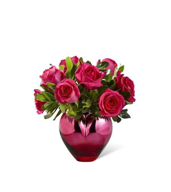 FTD® Hold Me in Your Heart™ Rose Bouquet