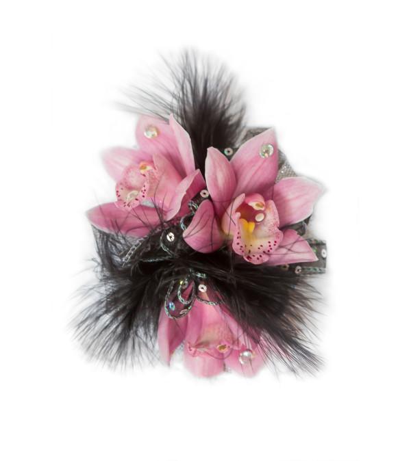 Black Swan Corsage