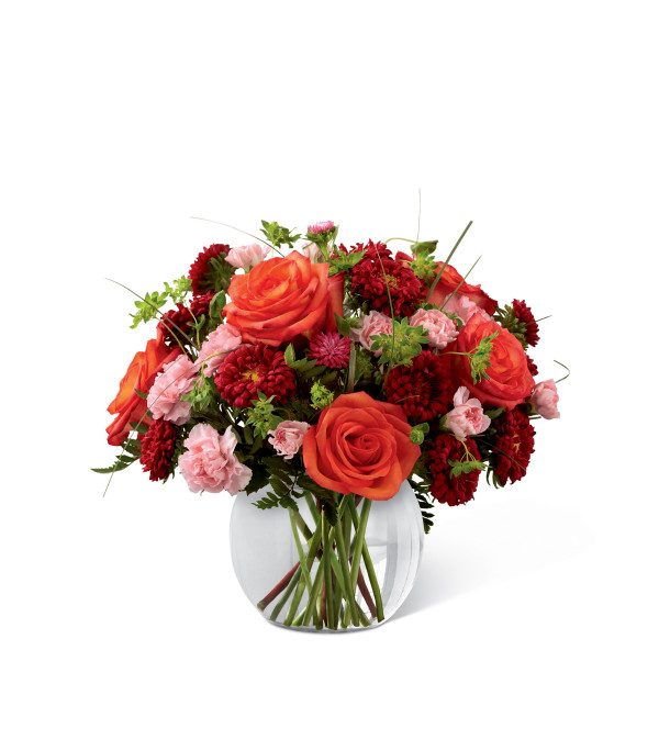 The FTD® Color Rush™ Bouquet