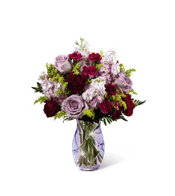 The FTD® Gratitude Glimmers™ Bouquet by Better Homes and Gardens®