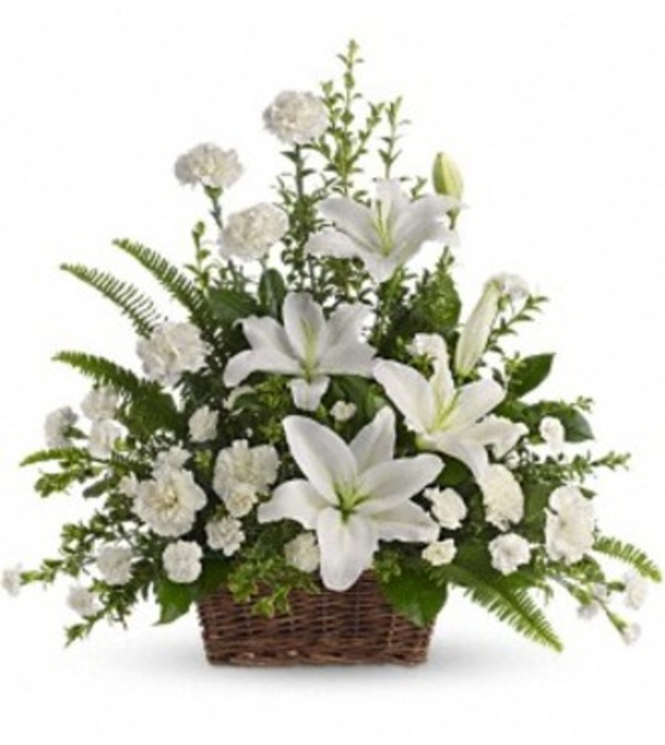 A Basket of Lilies