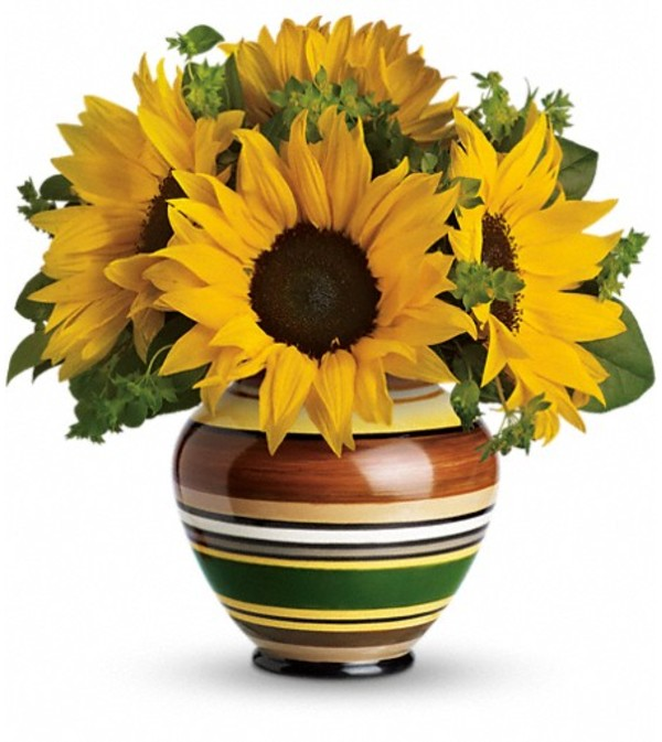 Teleflora's Harvest Sunrise Bouquet