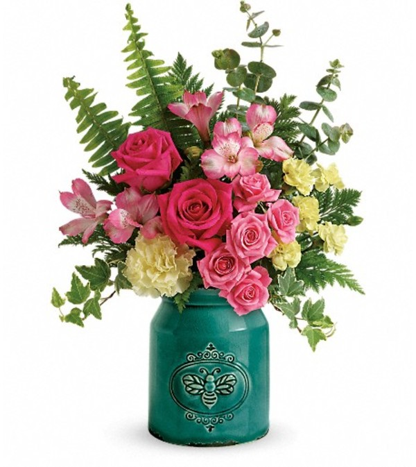 Teleflora's Country Beauty Bouquet