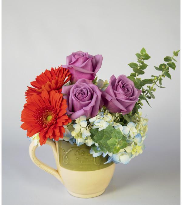Sweet Splendid Blooms