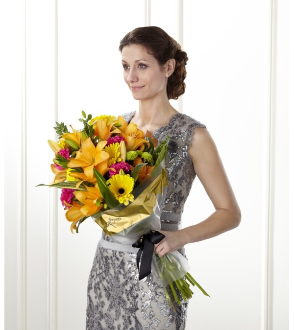 ​The FTD® Living Style™ Presentation Bouquet