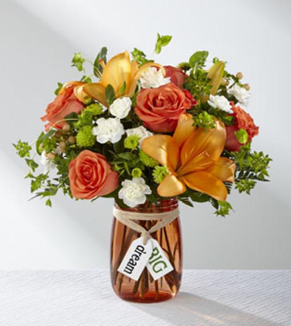 The FTD® Dream Big™ Bouquet