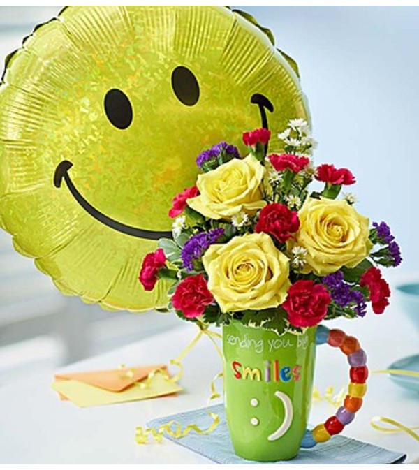 Mugable® Sending Big Smiles