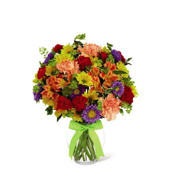 The FTD® Light & Lovely™ Bouquet