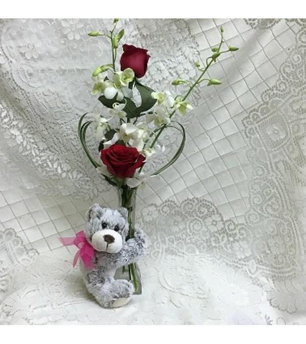 Bear Your Heart Bouquet