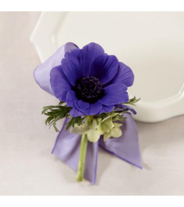 The FTD® Purple Passion™ Boutonniere