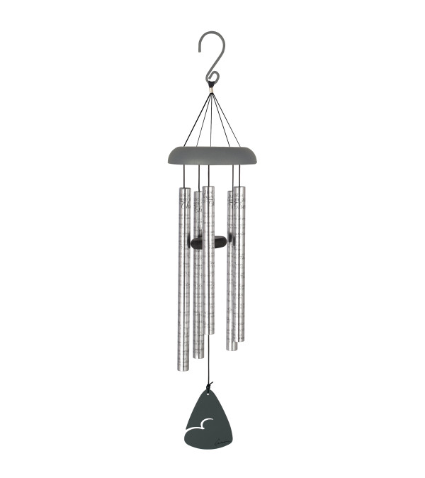 Walk With Thee Wind Chime