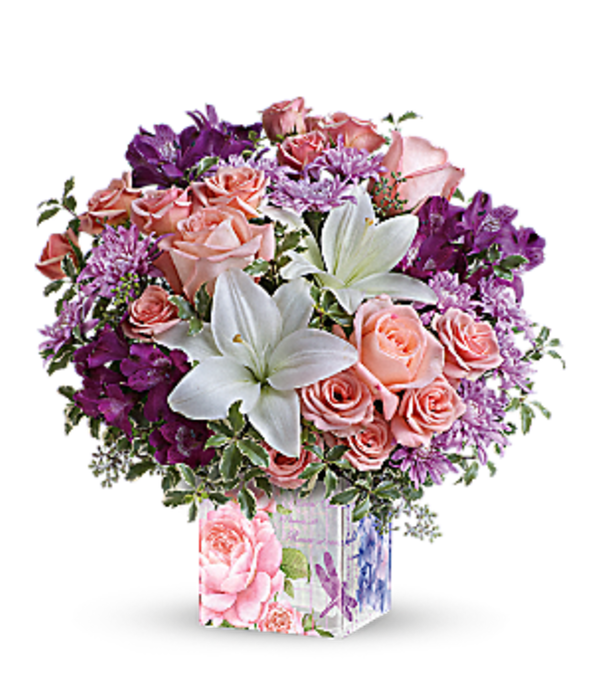 Grand Garden Bouquet TF