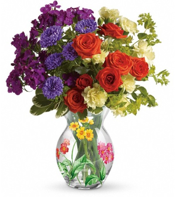 Teleflora's Garden Bright Bouquet