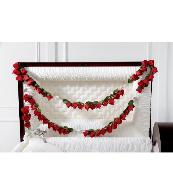 The FTD® Prayerful Farewell™ Rosary