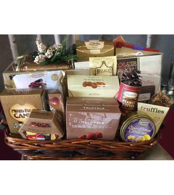 European Delicacies Gift Basket