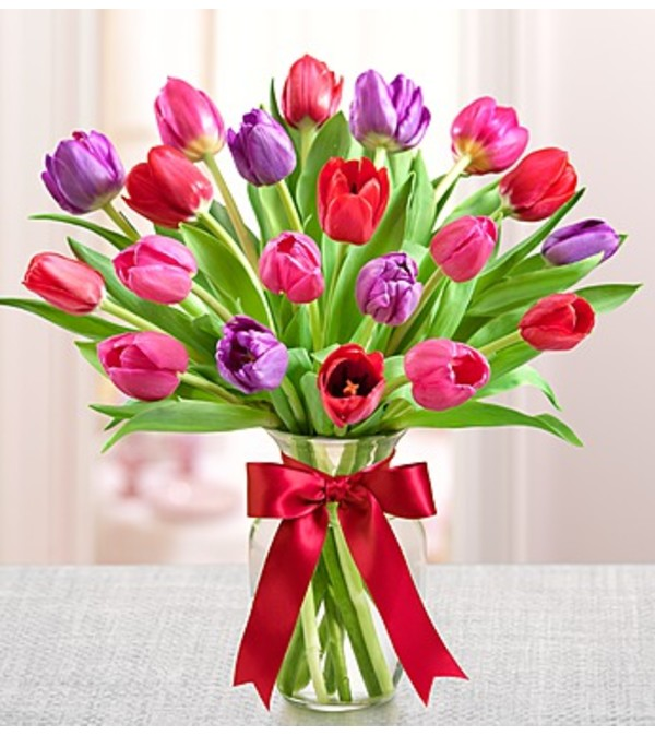 Tulips for Your Valentine™