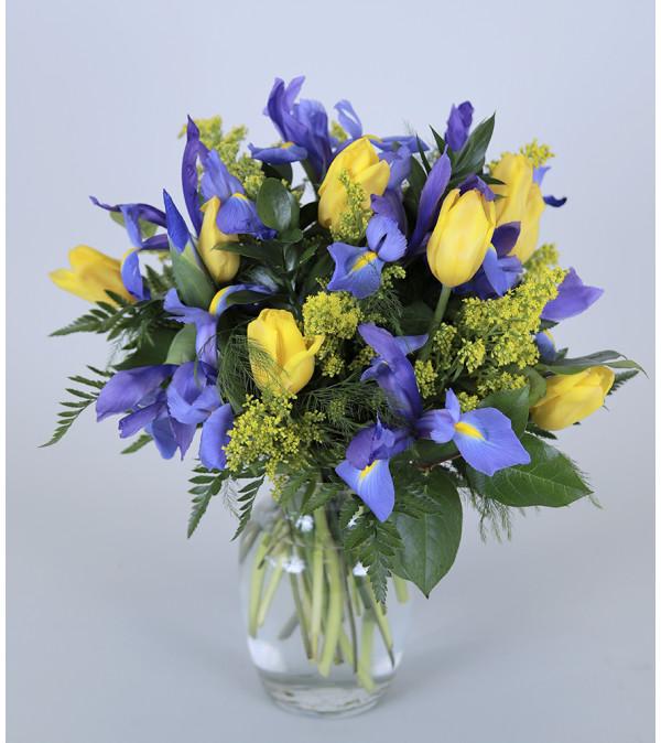 Tulips & Irises
