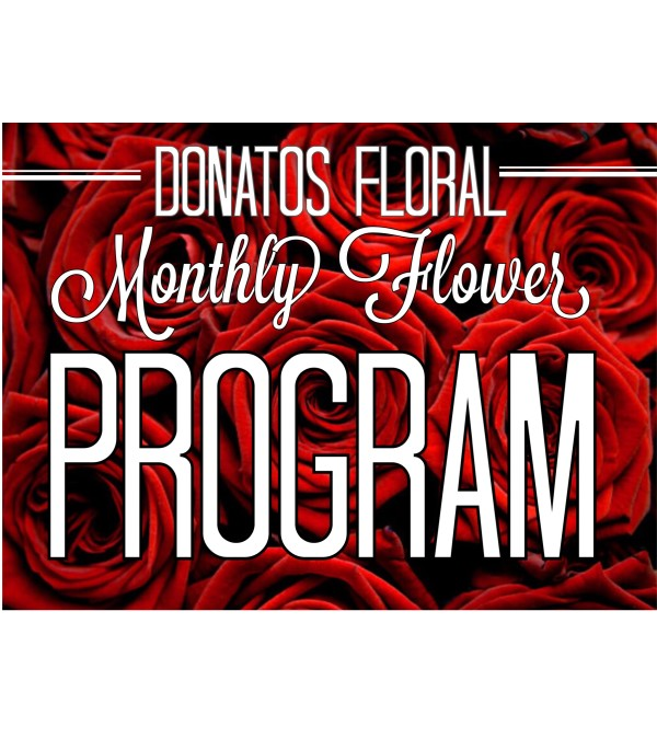 12 Month Flower Program