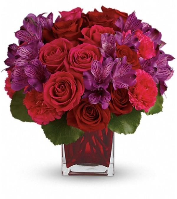 Teleflora's Take My Hand Bouquet