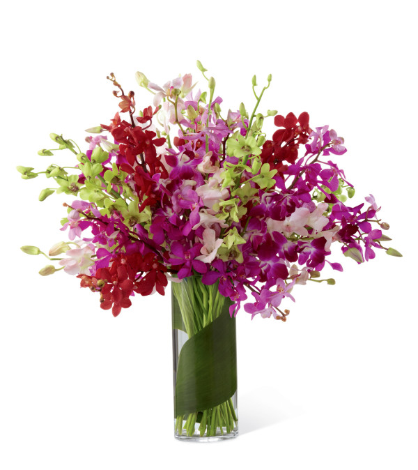 The FTD® Luminous™ Luxury Bouquet - Charlotte, NC Florist