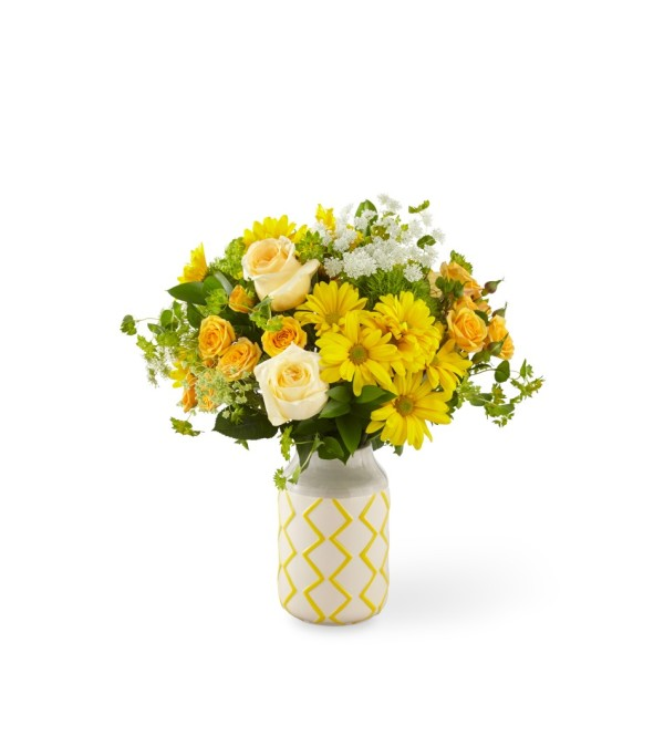 Hello Sunshine™ FTD Bouquet
