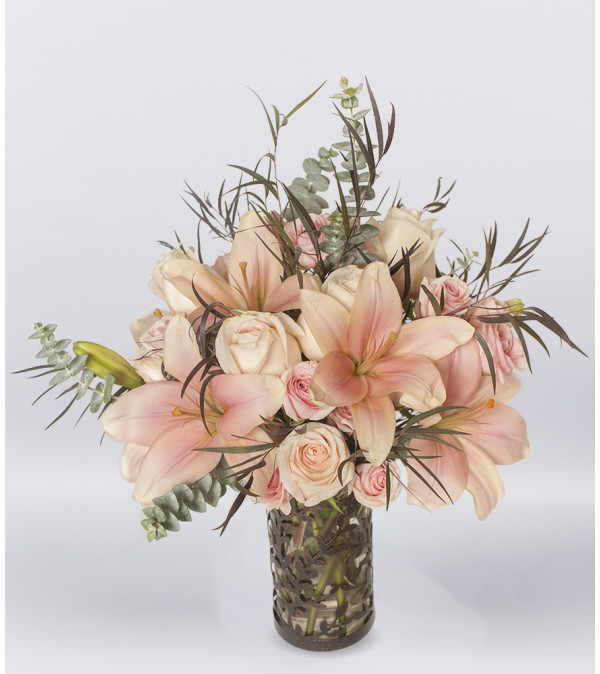 Dreaming of Roses & Lilies