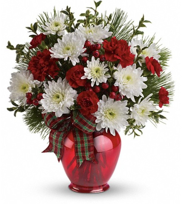 Teleflora's Joyful Gesture Bouquet