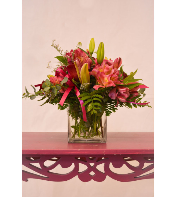 Prettiest pink rockford il florist prettiest pink mightylinksfo