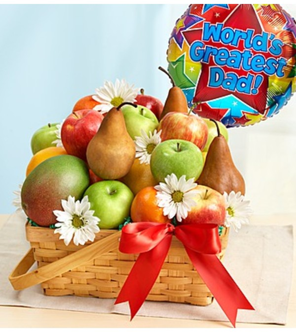 All Fruit Basket for Dad