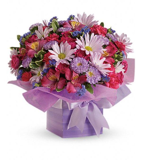 Lovely Lavender Present