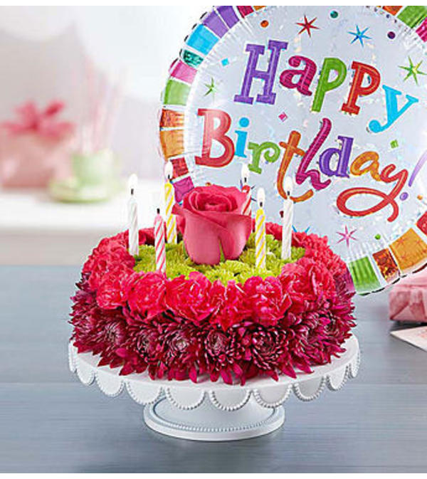 92 Birthday Wishes Images With Flowers