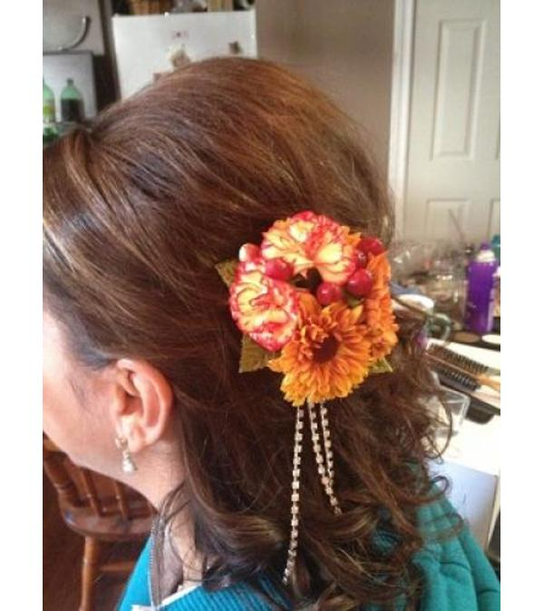 Fall into Grace Hair Comb