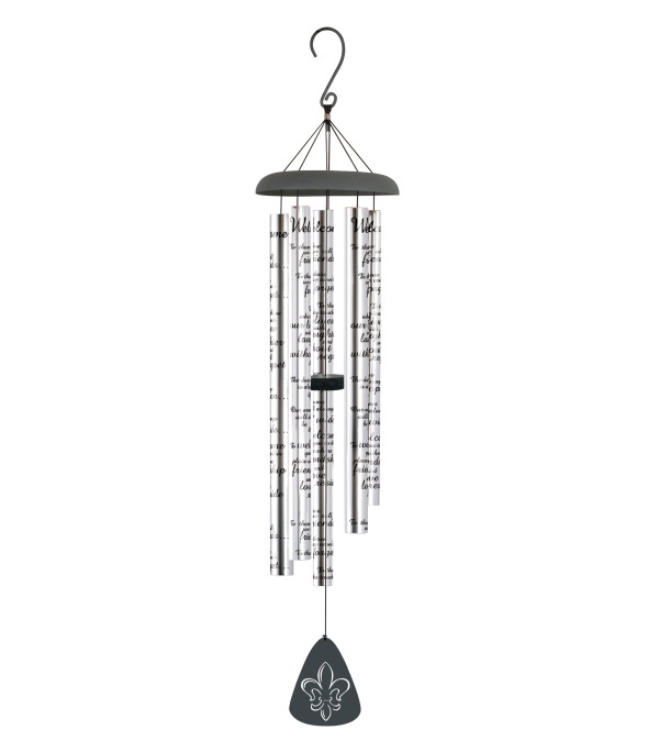Welcome Wind Chime