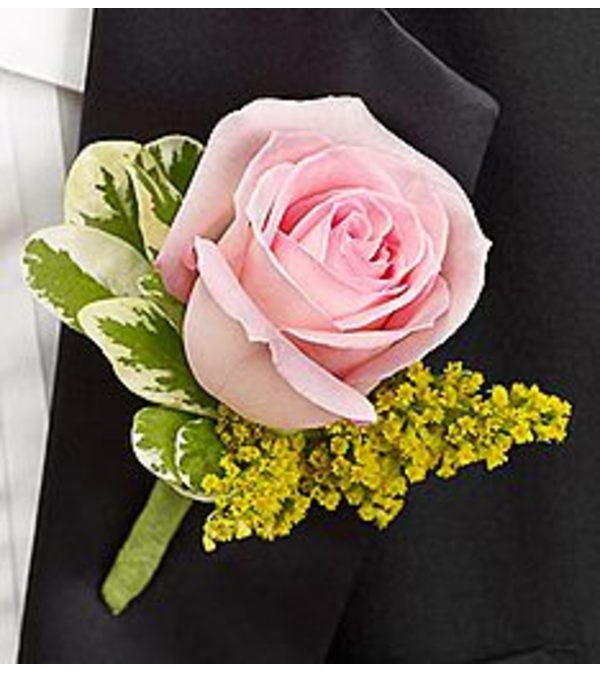 Boutonniere Pastel *PICK UP ONLY*