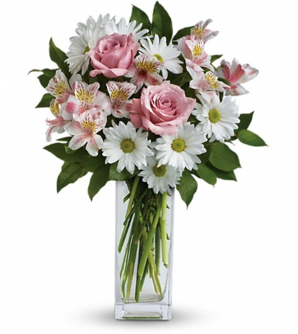 Sincerely Yours Bouquet by Teleflora