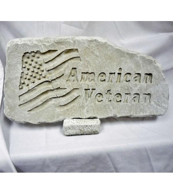 AMERICAN VETERAN STONE