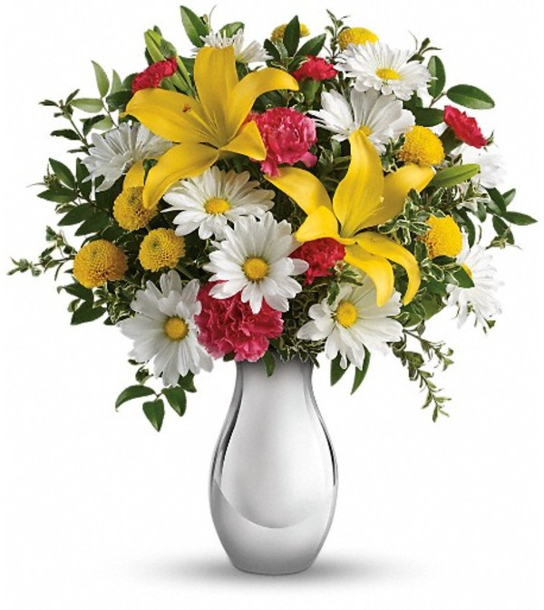 Just Tickled Bouquet by Teleflora