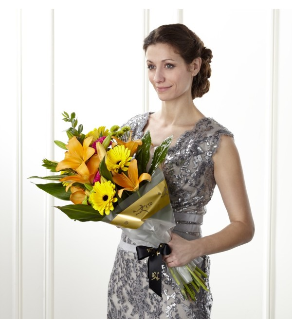 The FTD® Living Style™ Presentation Bouquet