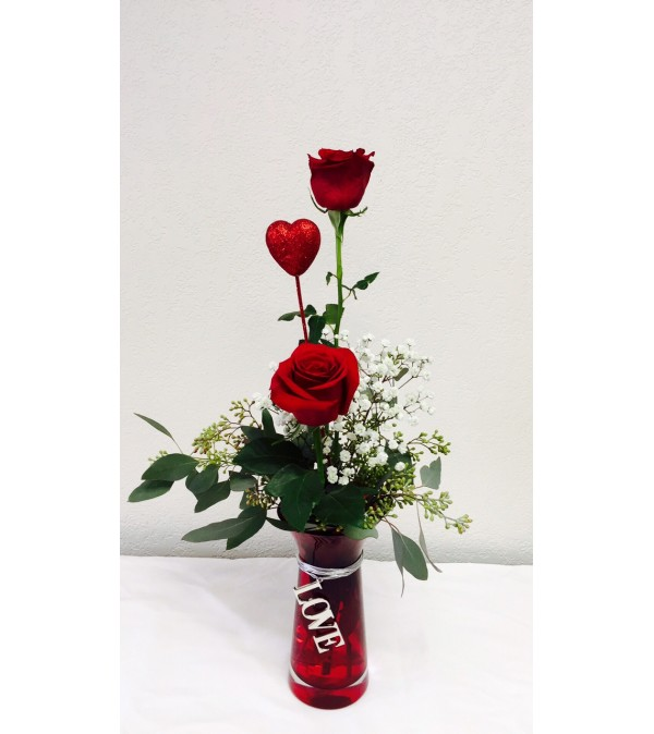 Love You Forever Roses