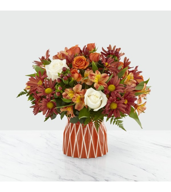 FTD's Shades of Autumn™ Bouquet