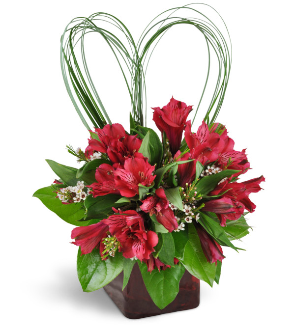 With All My Heart™ Bouquet