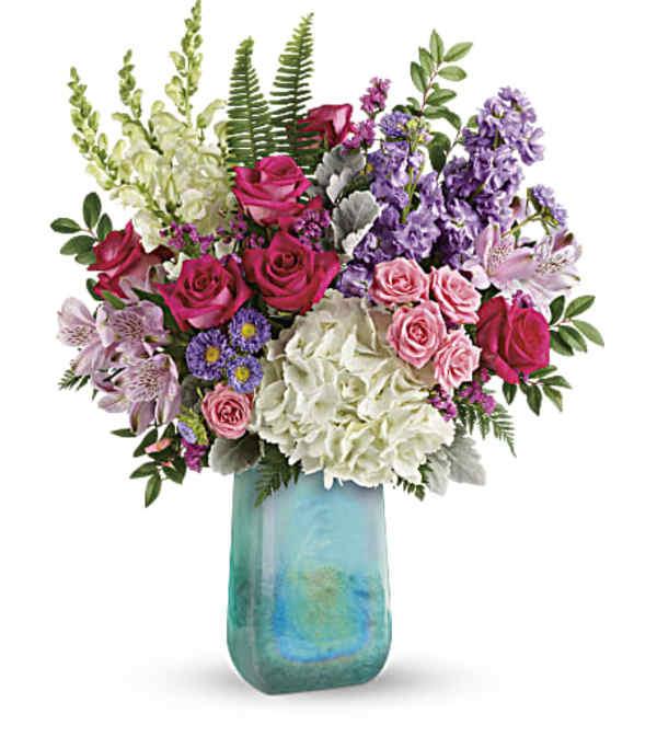 Teleflora's Iridescent Beauty Bouquet