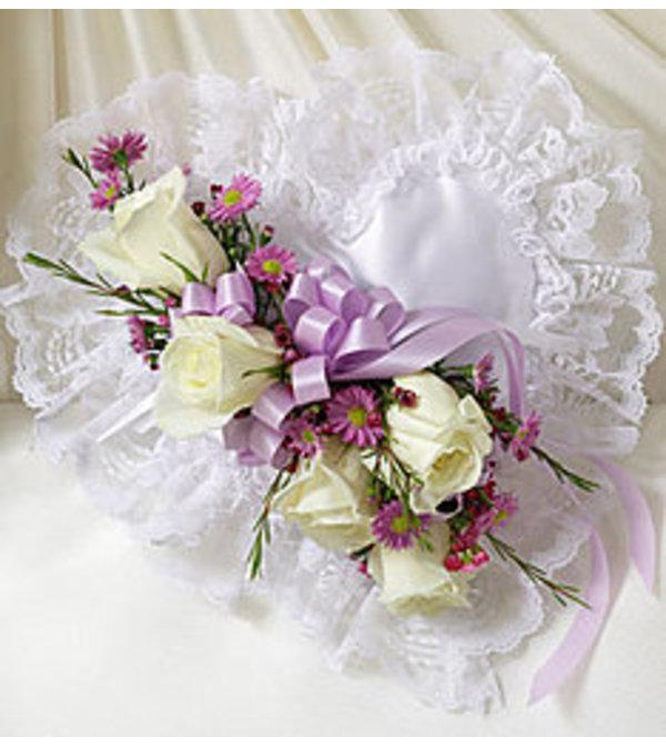 Purple Heart Pillow