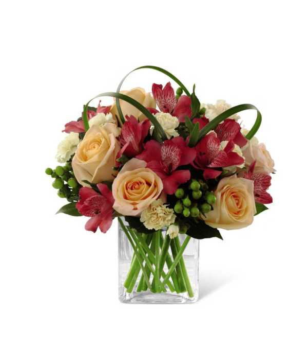 The FTDR All AglowTM Bouquet