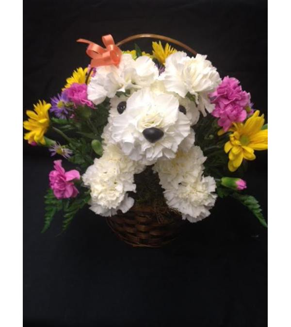 Dog-Able Basket