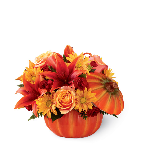 The FTD® Bountiful™ Bouquet 2014