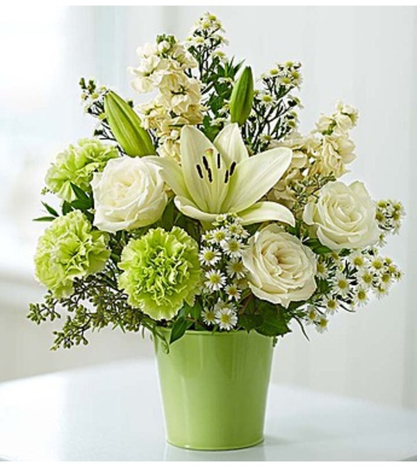 Graceful Green Bouquet™