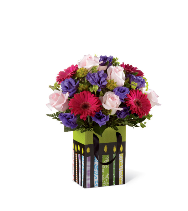 The FTDR Perfect Birthday Gift Bouquet